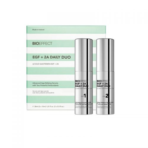 BIOEFFECT EGF+2A DAILY DUO